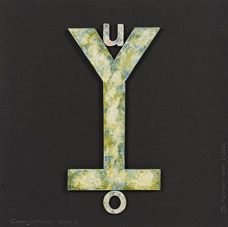 Conjunción - Poesía visual de Bartolomé Ferrando 2011