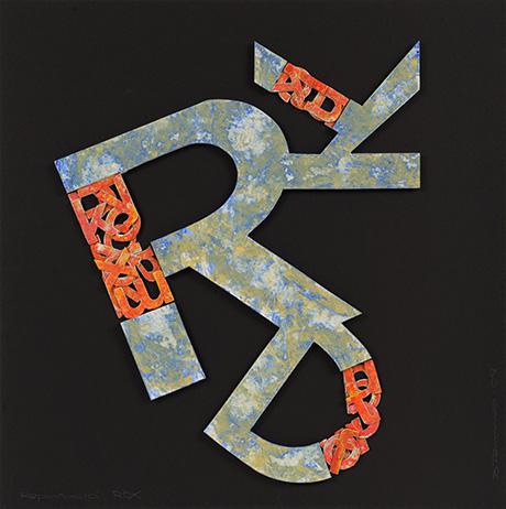 Reparación de RDK - Poesía visual de Bartolomé Ferrando 2009