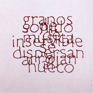 Escrituras superpuestas de Bartolomé Ferrando - Granos... 2001