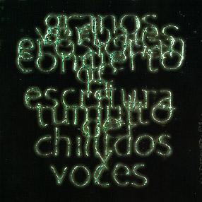 Escrituras superpuestas de Bartolomé Ferrando - Granos verbales... 2001