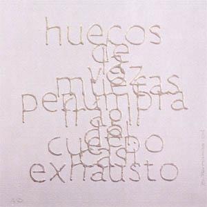 Escrituras superpuestas de Bartolomé Ferrando - Huecos... 2001