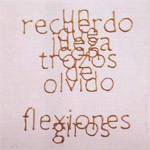 Escrituras superpuestas de Bartolomé Ferrando - Un recuerdo... 2001