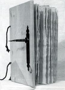 Libro puerta - Bartolomé Ferrando 1989
