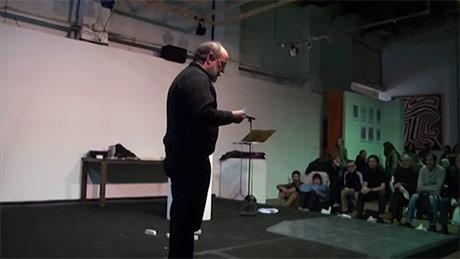 Performance 2013 Bartolomé Ferrando