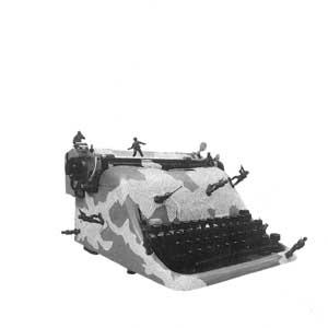 Poesía objeto Bartolomé Ferrando - Debate 1996