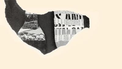Poesía proceso Bartolomé Ferrando - Trasvase (detalle) 1998