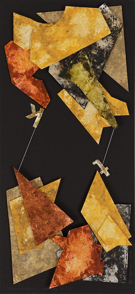 Poesía visual Bartolomé Ferrando - Travesía con K y T 2012
