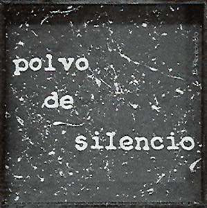 Polvo de silencio - Poema visual Bartolomé Ferrando 1990