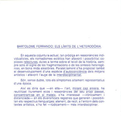 Presentación por Román de la Calle, pág 1