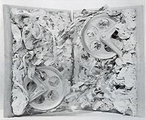 Voces intercambiables - Libro objeto Bartolomé Ferrando 1990